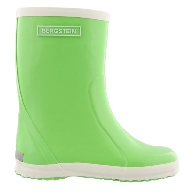 Bergstein Rainboot lime green