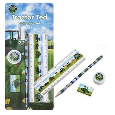 Tractor Ted - schrijfset