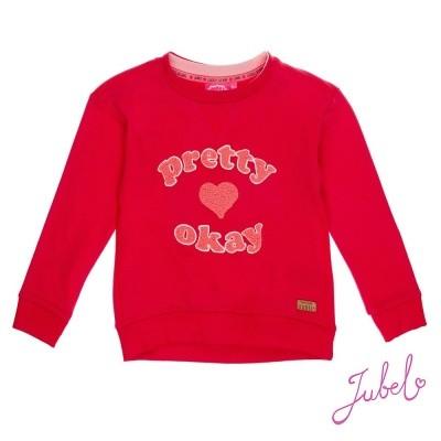 Jubel - 916.00178 red sweater wi18