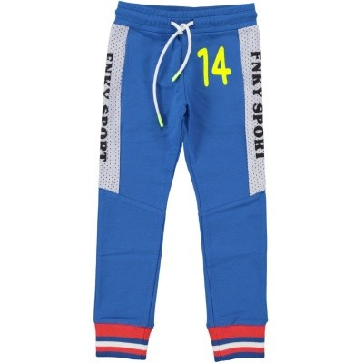 Funky XS - Sports pants kobalt wi18