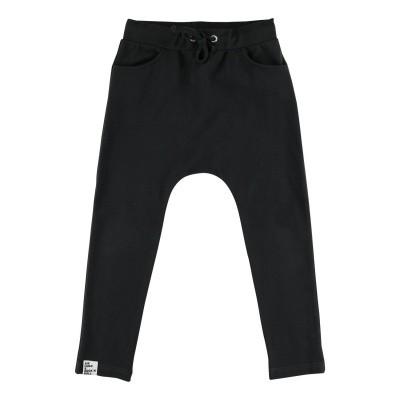 Six hugs & rock n roll - Sweatpants baggy zwart wi18