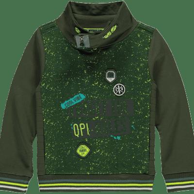 Quapi - Liano dark green camouflage wi18
