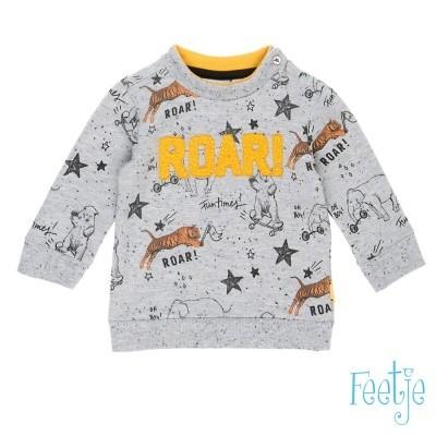 Feetje - Sweater 516.01103 grijs melange wi18