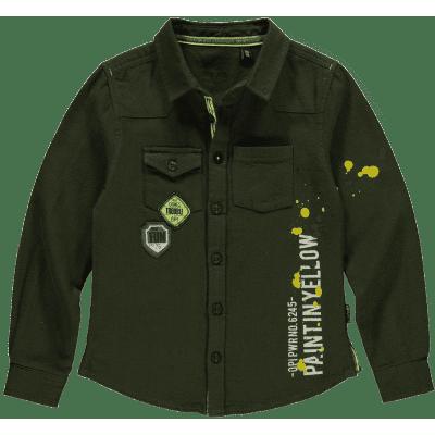 Quapi - Louis dark green wi18