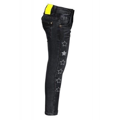 B.Nosy - Y808-5613 jeans grey denim wi18