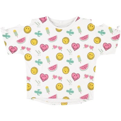 Name it - t-shirt Sofia snow white zo18