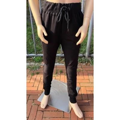 Gabbiano - 7342 jogging pant black wi18