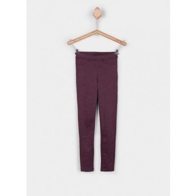 Tiffosi - Pasty red 10023532 pantalon wi18