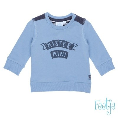 Feetje - Sweater 516.01061 blauw wi18