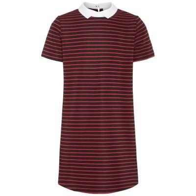 Name it - Nalia tuniek jurkje red/black-stripe LANGE MOUW wi18