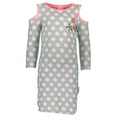 B.Nosy - Y802-5815 jersey jurk zo18