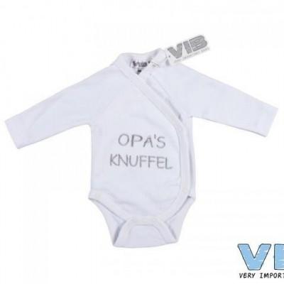 VIB - romper opa's knuffel