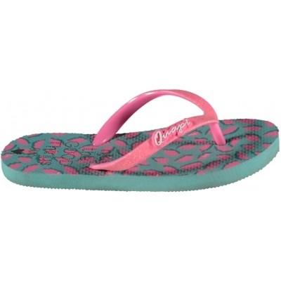 Quapi - FREDERIKA mint leo slippers ZO17