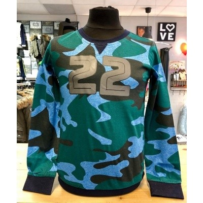 Legends 22 - LGND-18-760 sweater army wi18