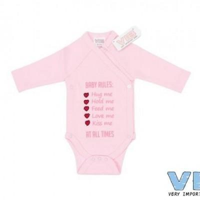 VIB - Baby rules roze