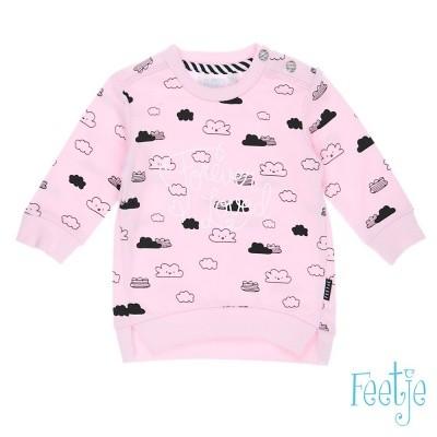 Feetje - Sweater 516.01130 roze wi18