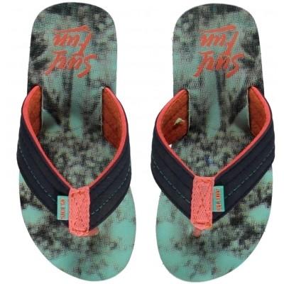 Quapi - FLORAN bermuda slippers ZO17