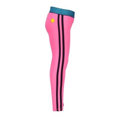 B.Nosy - Y809-5591 neon magenta legging wi18