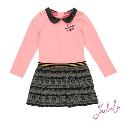 Jubel - 914.00193 pink jurkje wi18