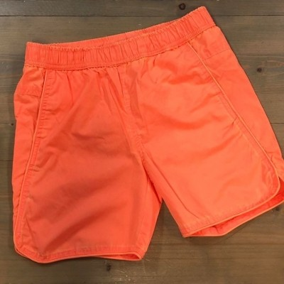 Name it - Zan zwemshort shocking orange zo18