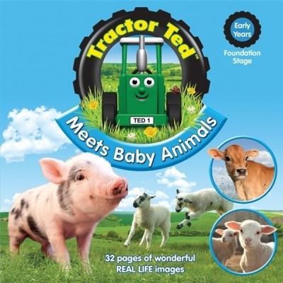 tractor Ted - ontmoet de baby diertjes