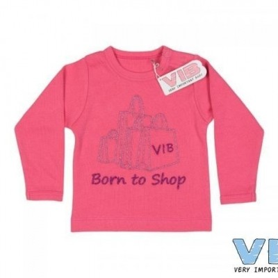 VIB - Shirt born to shop