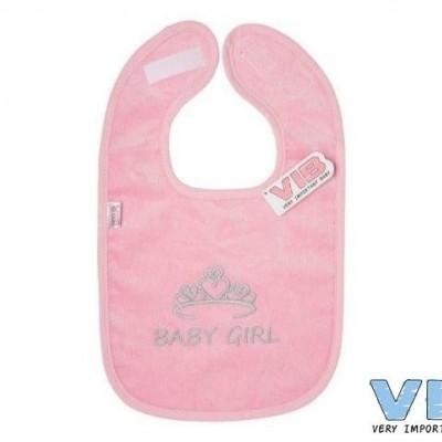 VIB - Slabber Baby girl roze