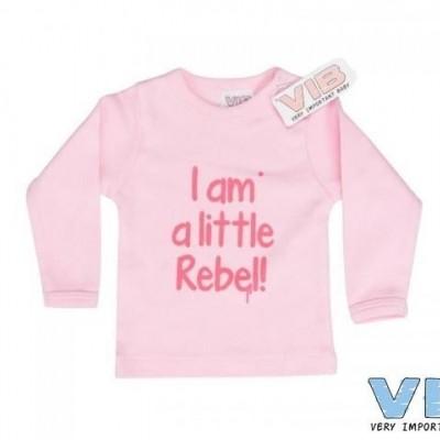 VIB - shirt I am a little rebel