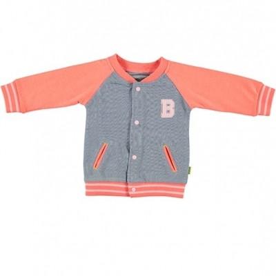 Bess - Girls baseball cardigan 1824/013 zo18