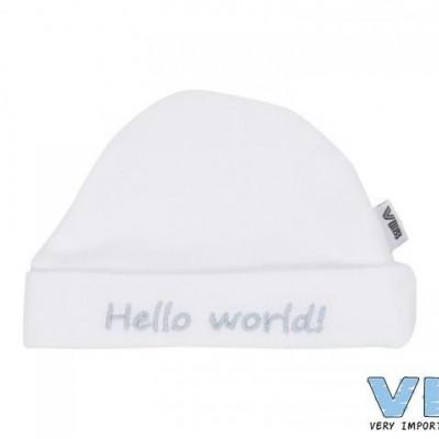 VIB - Mutsje Hello world