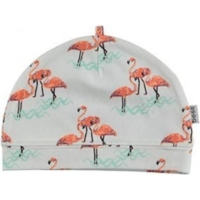 Bess hat girls aop flamingo zo17