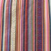 Afbeelding van Kussen Boho-style pastel + paars achter