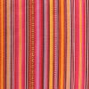 Afbeelding van Kussen Boho-style oranje + roze achter