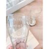 Afbeelding van Set van 2 bierglazen met tekst