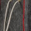 Afbeelding van Eco tas met rood stiksel