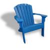 Afbeelding van Tuinstoel blauw