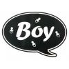 Afbeelding van Baby romper Boy/ speentjes