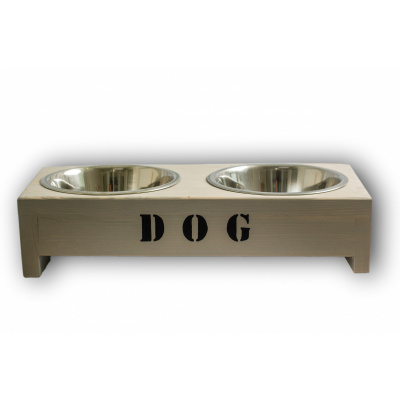 Foto van Hondenbak laag model