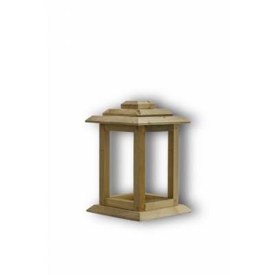 Houten lantaarn. model klein
