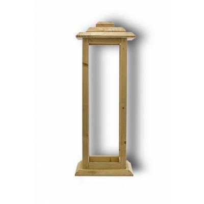 Houten lantaarn. model groot