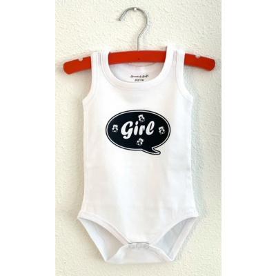 Baby romper Girl/ beertjes