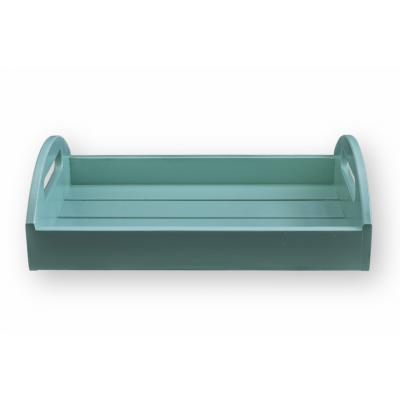 Foto van Dienblad turquoise