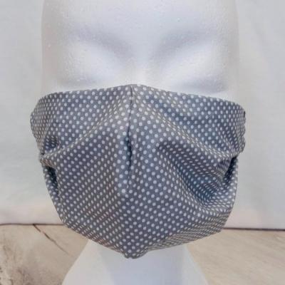Foto van Handgemaakt wasbaar katoenen mondkapje
