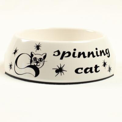 Foto van Kattenvoerbakje 'spinning cat'
