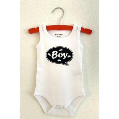Baby romper Boy/ autootjes