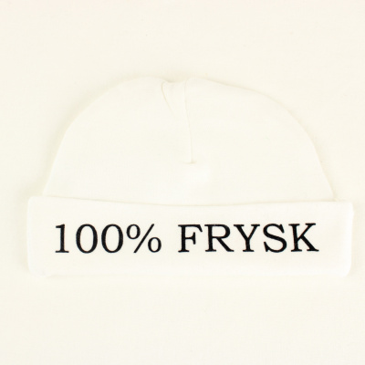 Babymutsje 100% Frysk