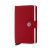 Foto van Secrid Miniwallet Crisple Red