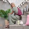 Foto van Healthy Back Bag 6303 Textured Nylon Fig S