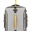 Foto van Samsonite Paradiver Light Duffle Wheels Backpack 55/20 Grey/Yellow