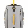Foto van Samsonite Paradiver Light Duffle/Wheels 67/24 Grey/Yellow